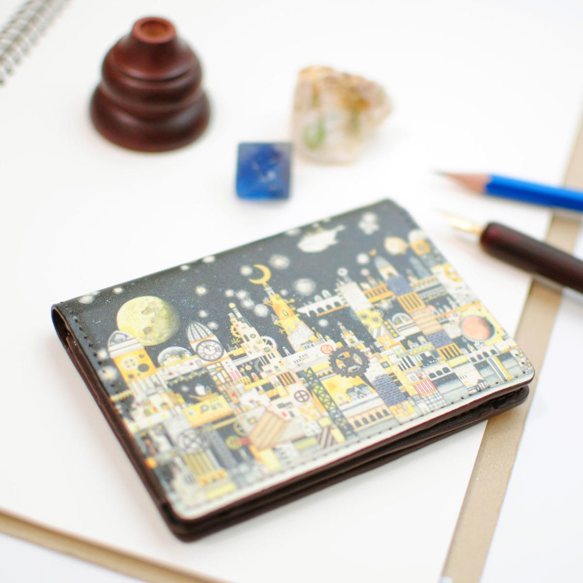 カードケース「月の文明」