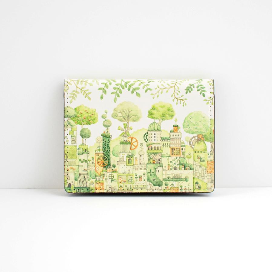 カードケース「緑の文明」