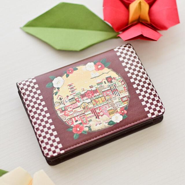 カードケース「椿町十二番街」