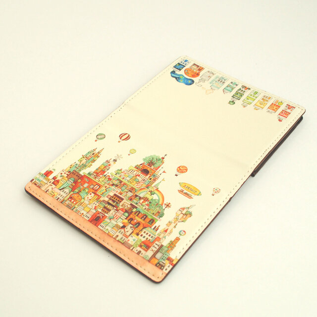 カードケース「画材の王国」